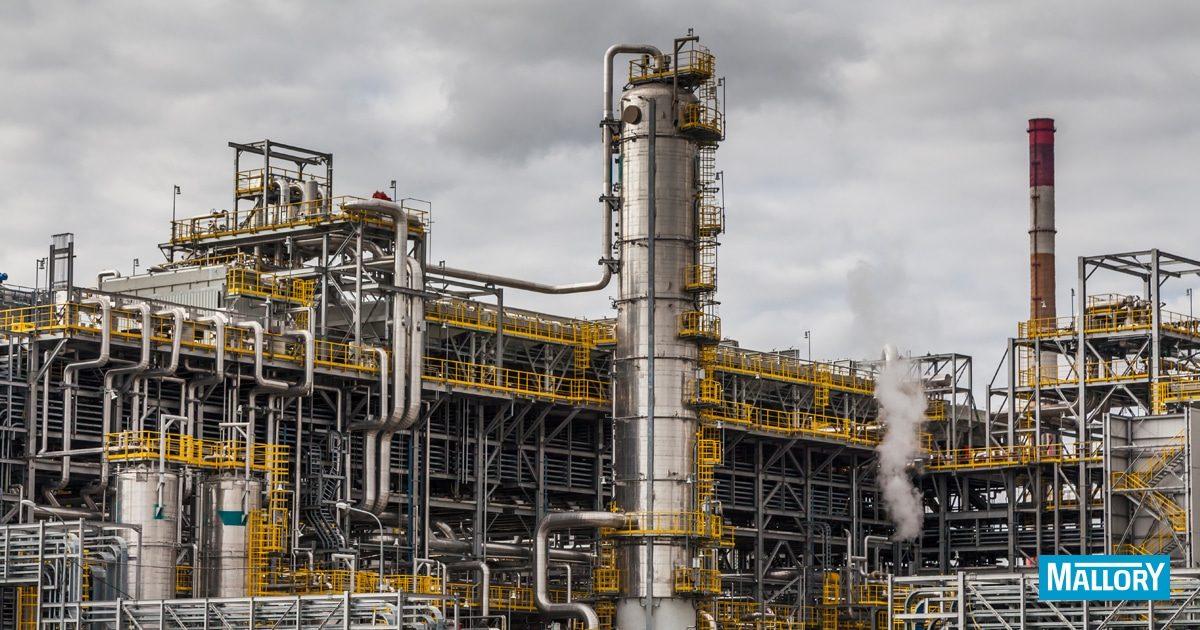 Oil Refinery Alarms